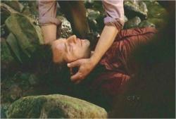 ジャックの代わりに助け出されたデズモンド