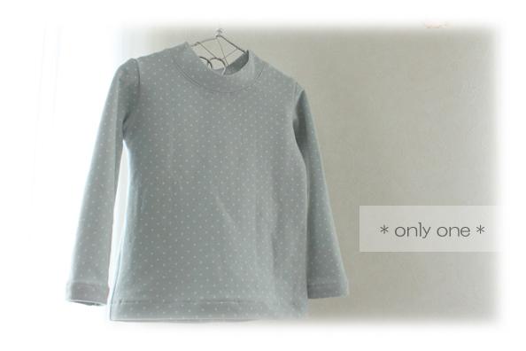 水玉Tシャツ1