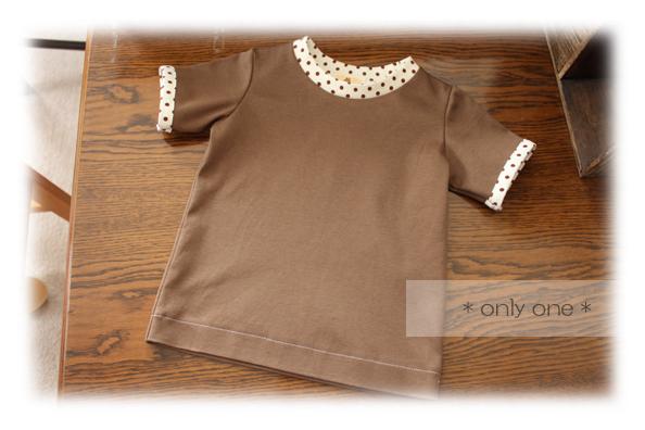 チョコ羽根Tシャツ1