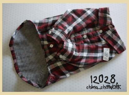 12028_リョウくんのコットンシャツ