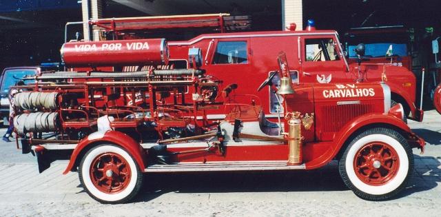 Carvalhos消防