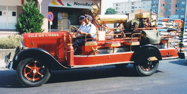 Vila do Conde 消防