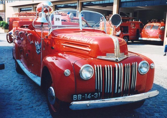 Amarante消防