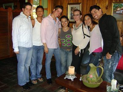 SanMarcos家族