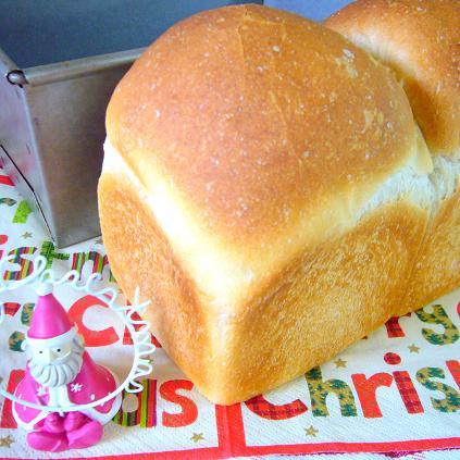パネトーネマザーの山食パン♪