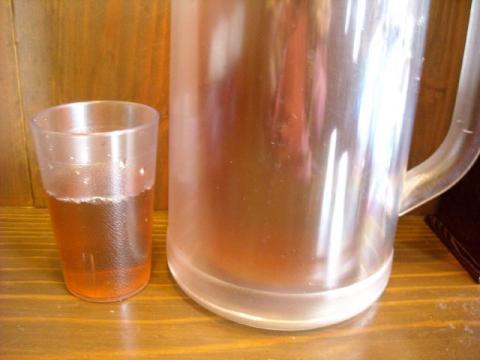 風月・お茶