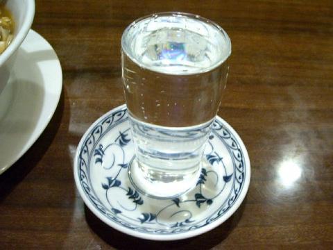 中華美食館三条店・日本酒