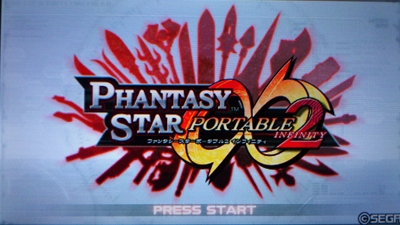 PHANTASY STAR PORTABLE2∞