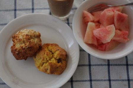夏の食べ物2