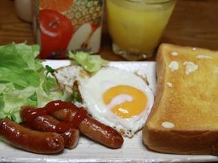 091106 朝ご飯