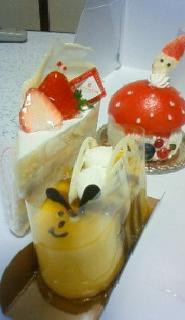 憧れ!!ユーハイムの可愛いケーキたち♪