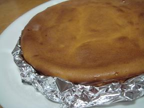 チーズケーキ♪♪完成♪♪