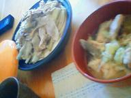 タジン鍋と、カンパチのあら汁♪♪♪