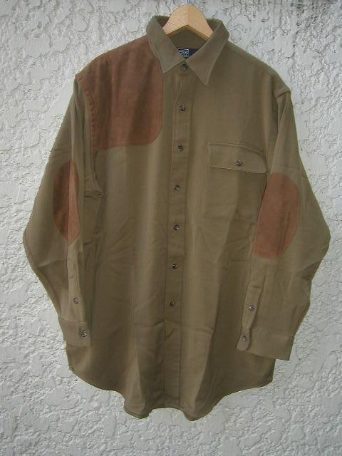 ラルフのハンティングシャツ 001