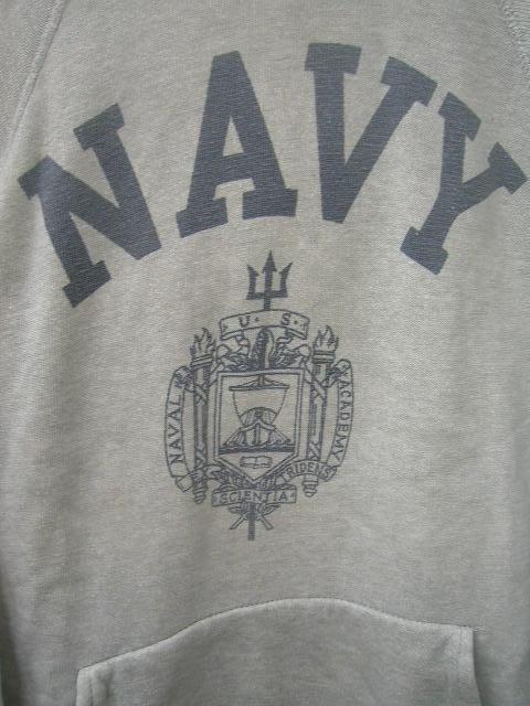 navy パーカー 002