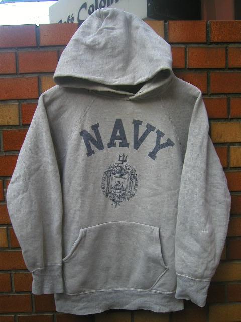 navy パーカー 009