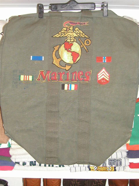 USMCとウールスウェット 001