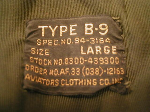 B-9CAP 012