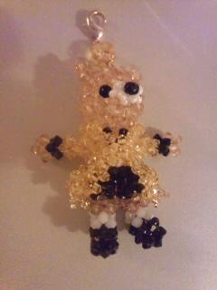 (M)ビーズクマさん