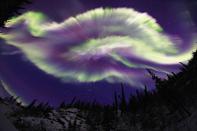 北極圏に位置する米アラスカ州ブルックス山脈