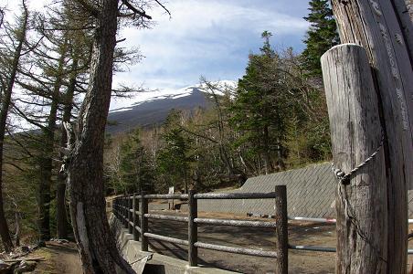 100522A07yoshidaguchi to Mt.fuji