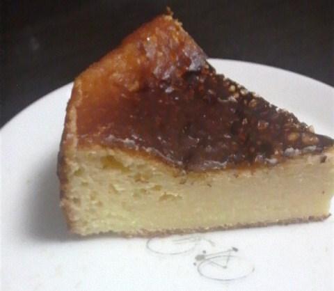 3月13日に焼いたケーキ