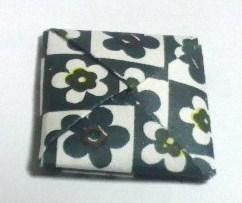 和紙折り紙で文香