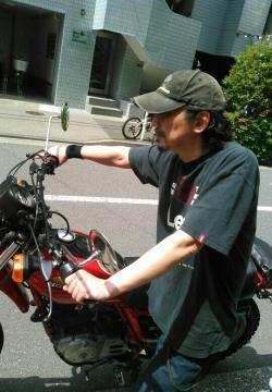 カルバス バイク