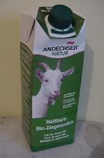 lait chevre
