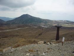 山頂 ロープウェイ