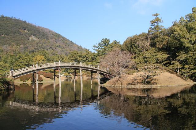 DPP0 668 097 香川栗林公園堰0001