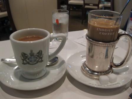 イノダコーヒー?