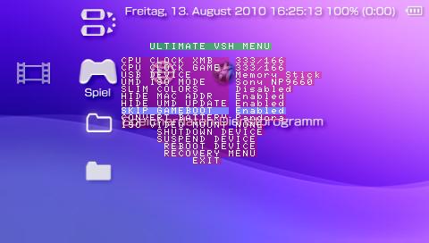 Ultimate VSH Menu
