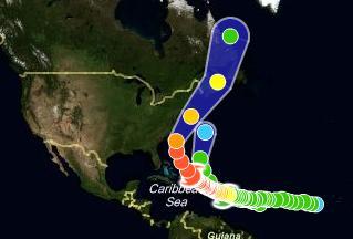 ハリケーン情報