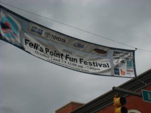 Fells Point Fun Festival①