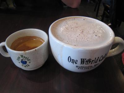 One World Cafe②