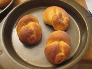 割とおいしそうなパン