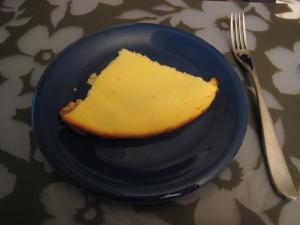 スフレチーズケーキ①