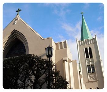 山手の教会