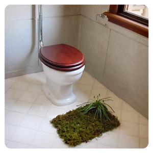 外交官の家の謎トイレ