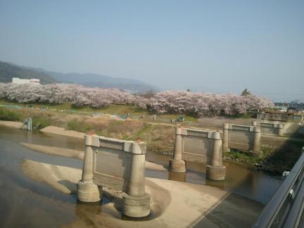 2011/4/10 御幸橋