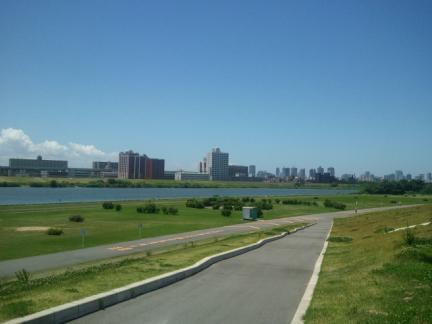 2011/6/25 淀川