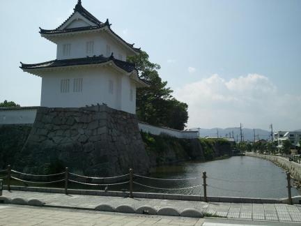 2011/07/23 赤穂城跡