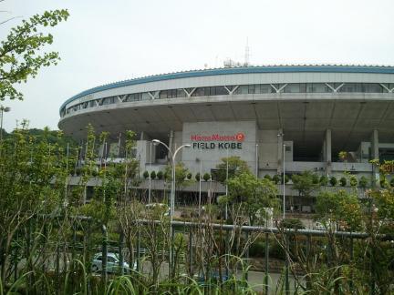 2011/07/24 ホットモットフィールド神戸