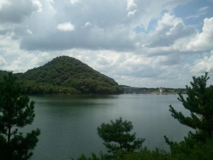 2011/08/27 青野ダム