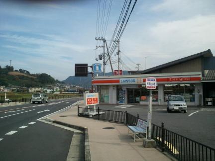 2011/11/03 和束(ローソン)