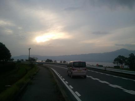 2011/11/03 琵琶湖