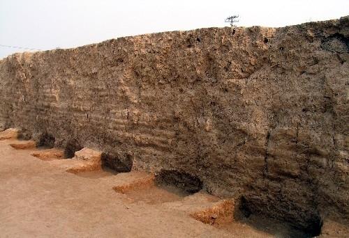 漢長安城遺跡