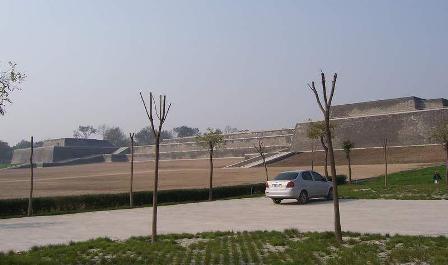 大明宮遺跡