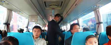 西安漢中高速バス04